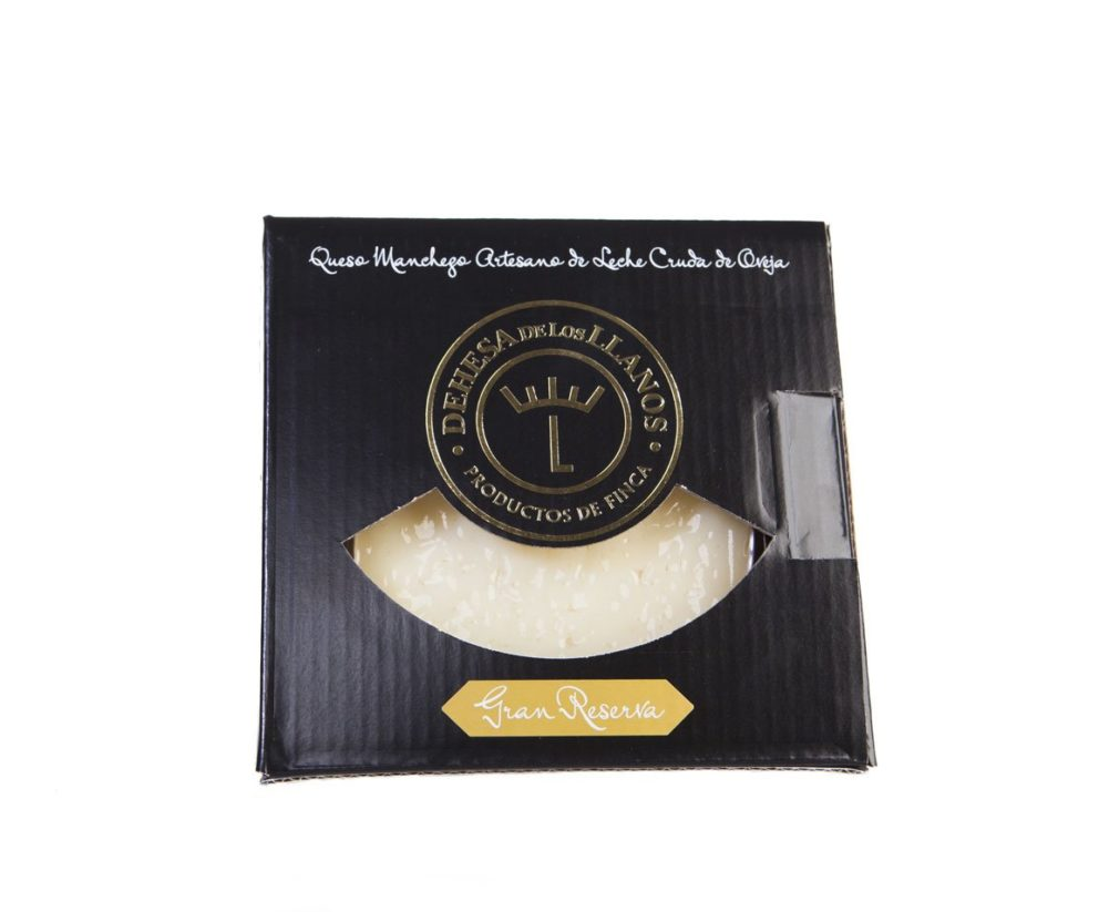 Real manchego cheese